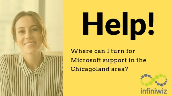 Microsoft Support in Chicago