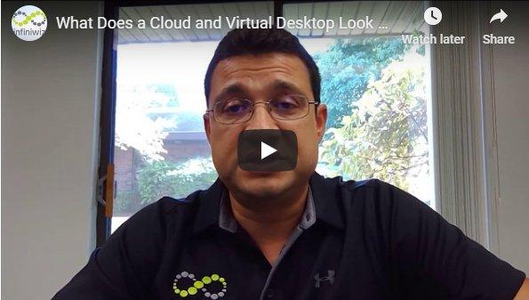 Cloud Virtual Desktop YouTube Thumbnail