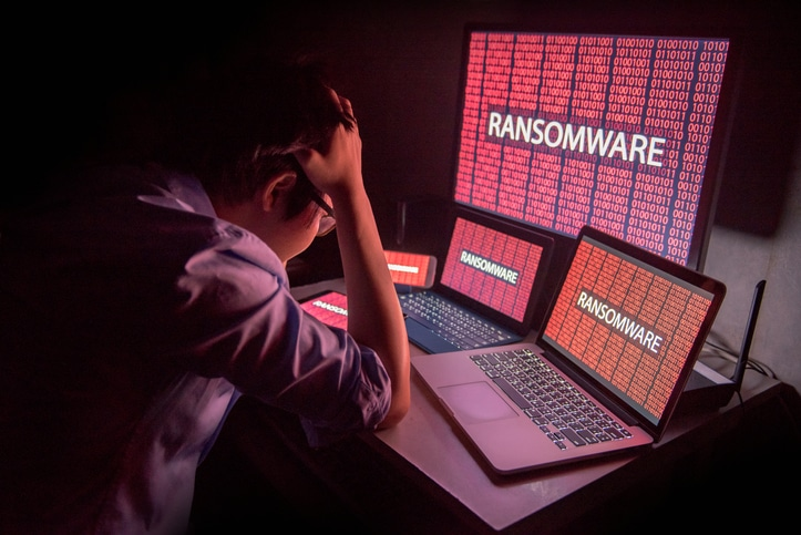 Ransomware Chicago